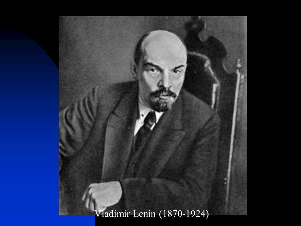Vladimir Lenin (1870-1924)