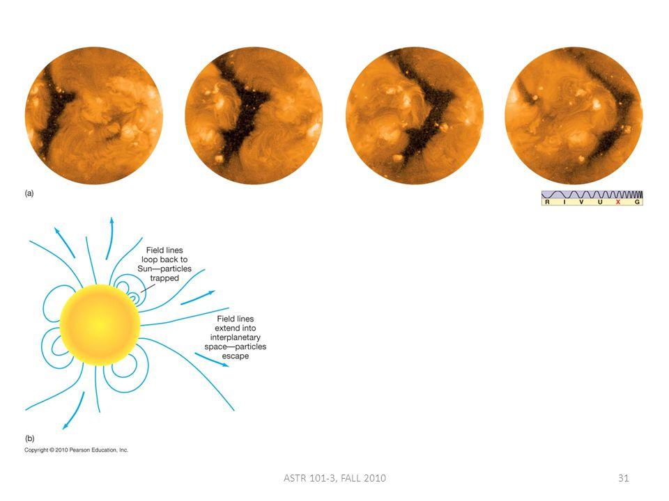 ASTR 101-3, FALL 201031