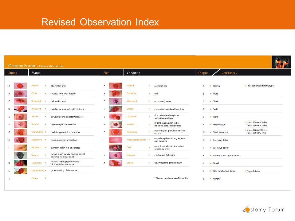 Revised Observation Index