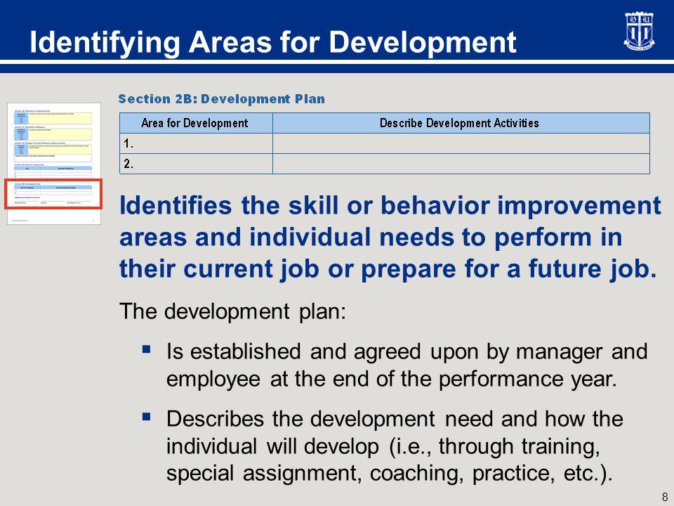 19 Evaluation of Behaviors, cont.