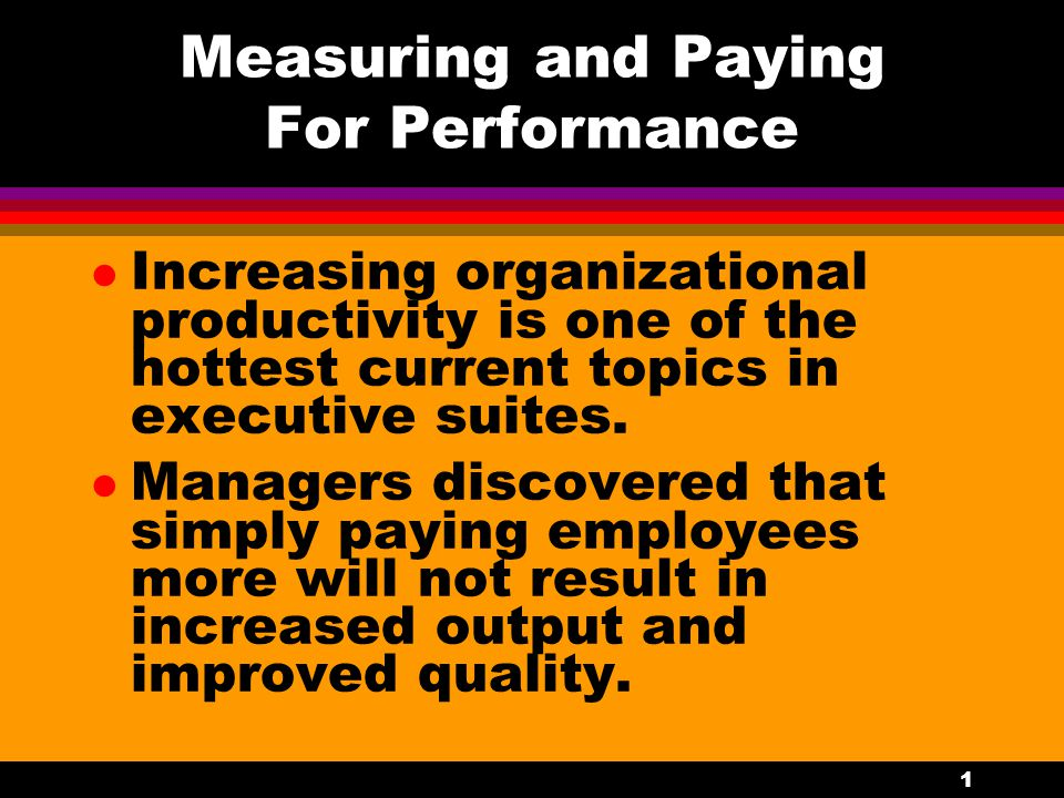 52 Performance Appraisals Documenting l There are at least three kind of acceptable documentation: Critical incidents On-going demonstrated behaviors Results obtained