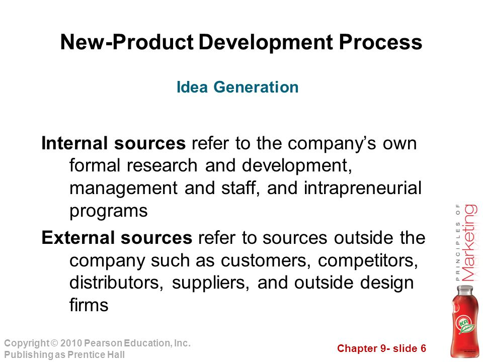 Chapter 9- slide 27 Copyright © 2010 Pearson Education, Inc.