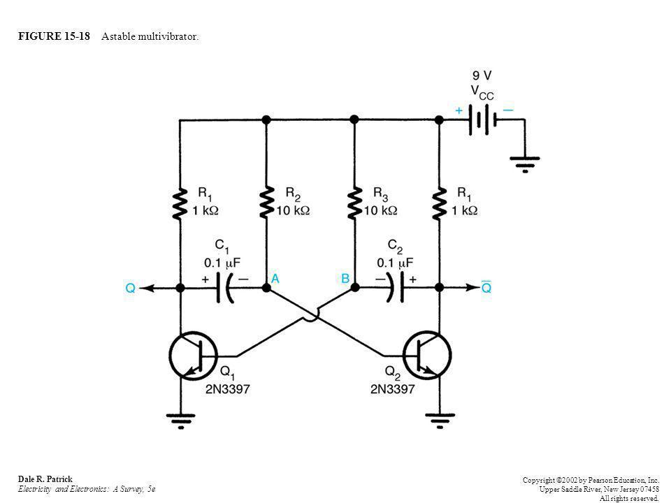 FIGURE 15-19 Monostable multivibrator.Dale R.