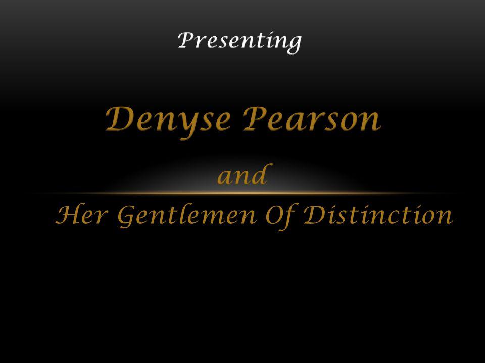 Her Gentlemen Of Distinction