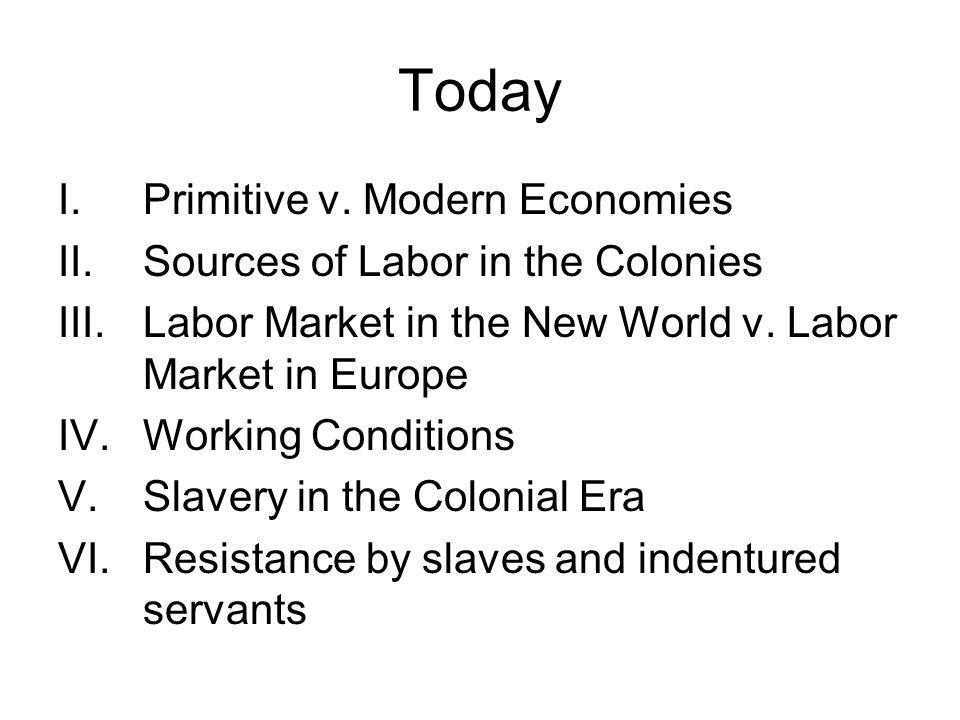 Today I.Primitive v.