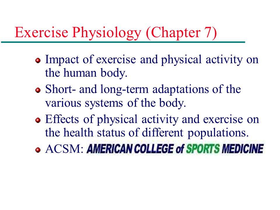 Subdisciplines Exercise physiology Sports medicine Sport biomechanics Sport philosophy Sport history Sport psychology Motor development Motor learning Sport sociology Sport pedagogy Adapted physical activity Sport management