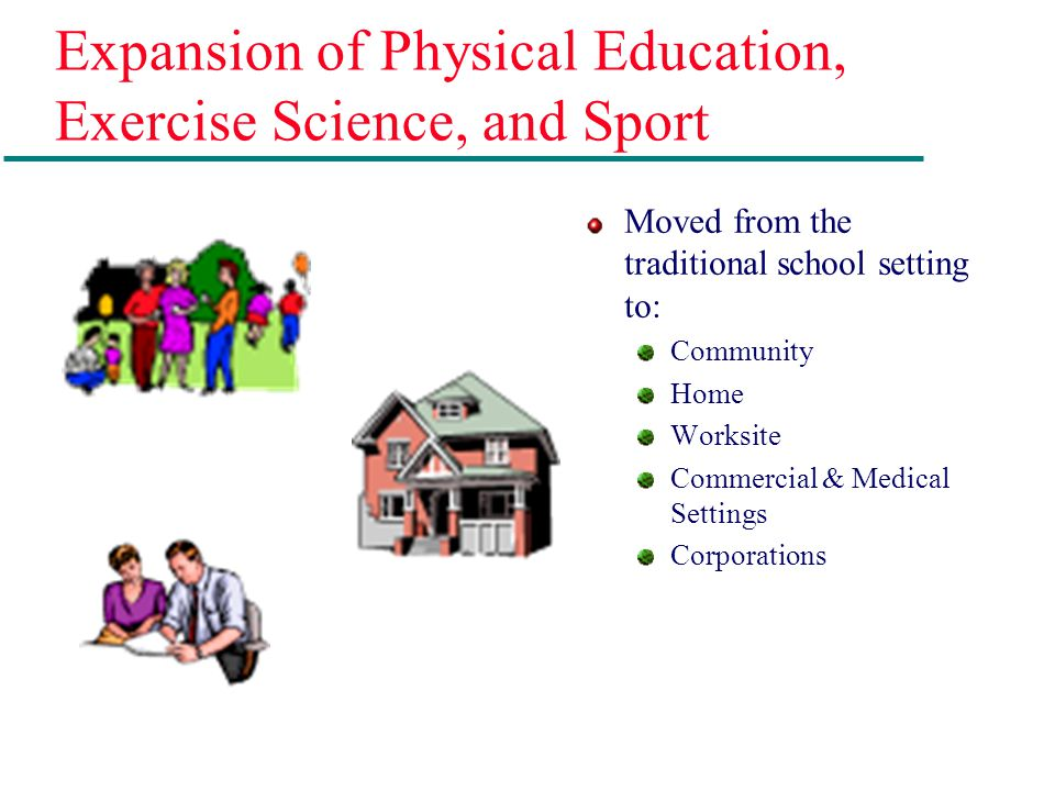 Goals for Physical Educators Access to physical education and sport for all, regardless of: age, gender, race, ethnicity, sexual orientation, disabili