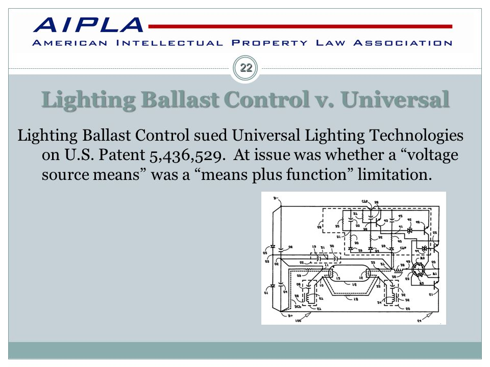 Lighting Ballast Control v.