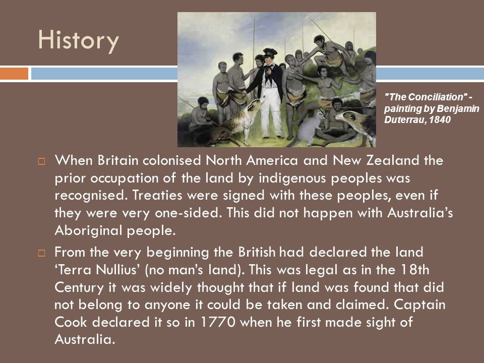Paternalism  Throughout the 19th century white settlers gradually moved the Aboriginal people off their land and into reserves.