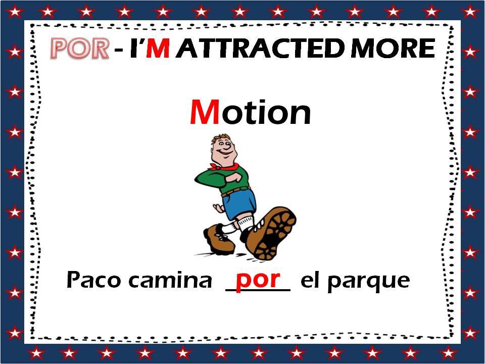 Motion por