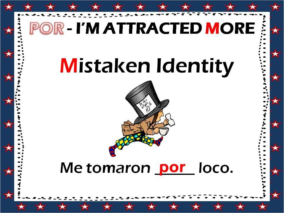 Mistaken Identity por