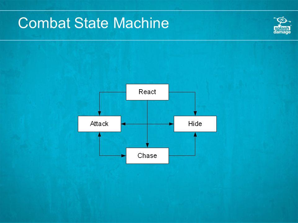 Combat State Machine
