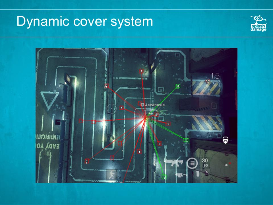 Dynamic cover system