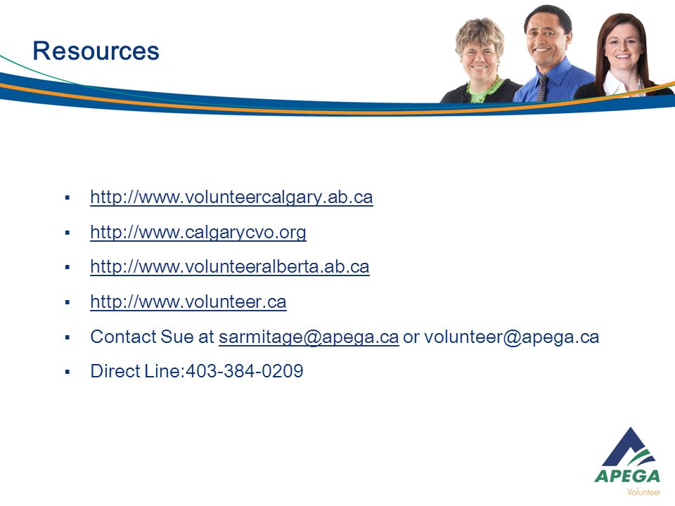                      Contact Sue at or  Direct Line: Resources