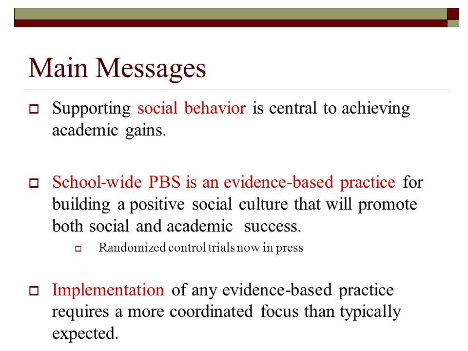 Continuum of Consequences for Behavioral Errors  Do not ignore problem behavior.