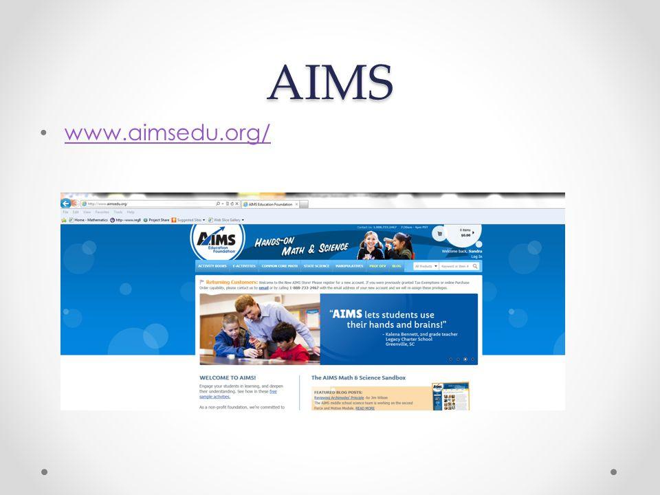 AIMS www.aimsedu.org/