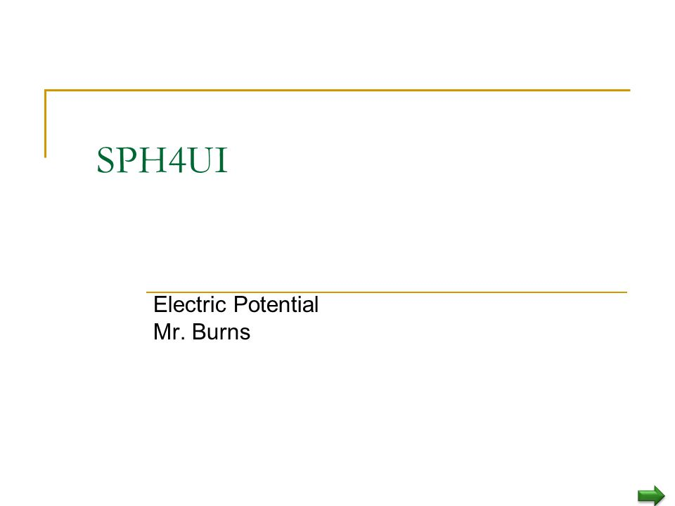 Electric Potential: Where is it zero.
