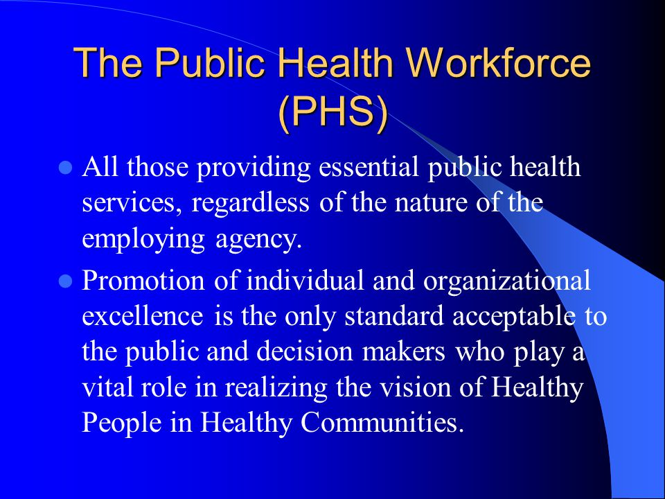 Present SOC Public Health Occupations Public Health Physician Public Health Nurse Public Health Dentist Public Health Dental Worker Public Health Veterinarian Public Health Nutritionist Public Health Pharmacist