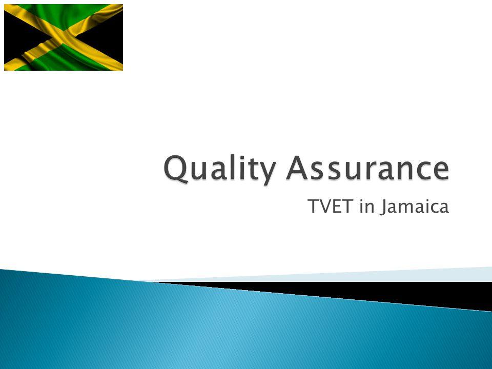 TVET in Jamaica