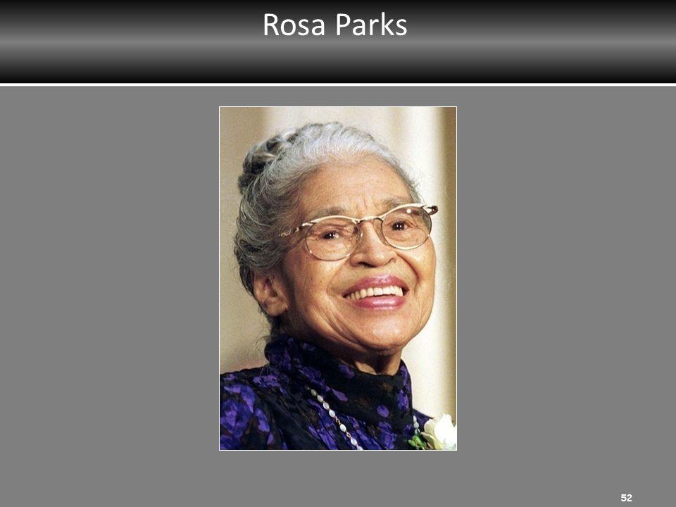 Rosa Parks 52