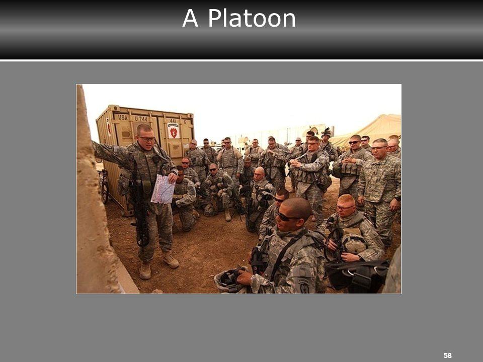 A Platoon 58