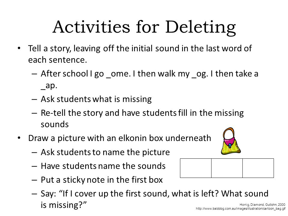 "Activities for Blending Guessing Game – ""I'm thinking of something in our classroom. You can sit on it. It is a /ch/ /ai/ /r/ What am I thinking of? ("