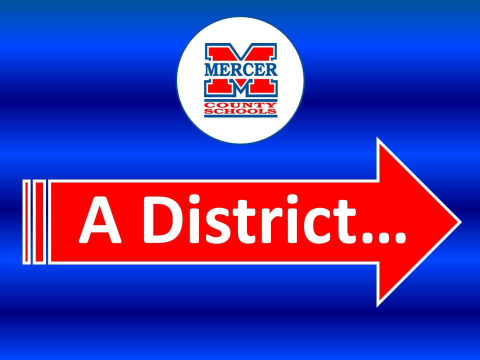 A District…