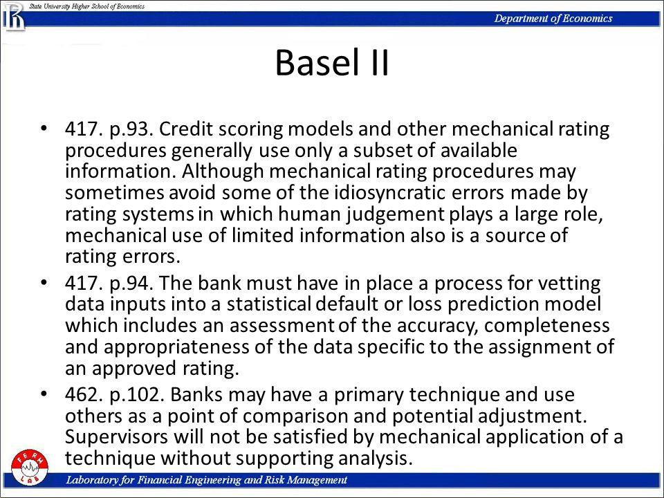 Basel II 417. p.93.