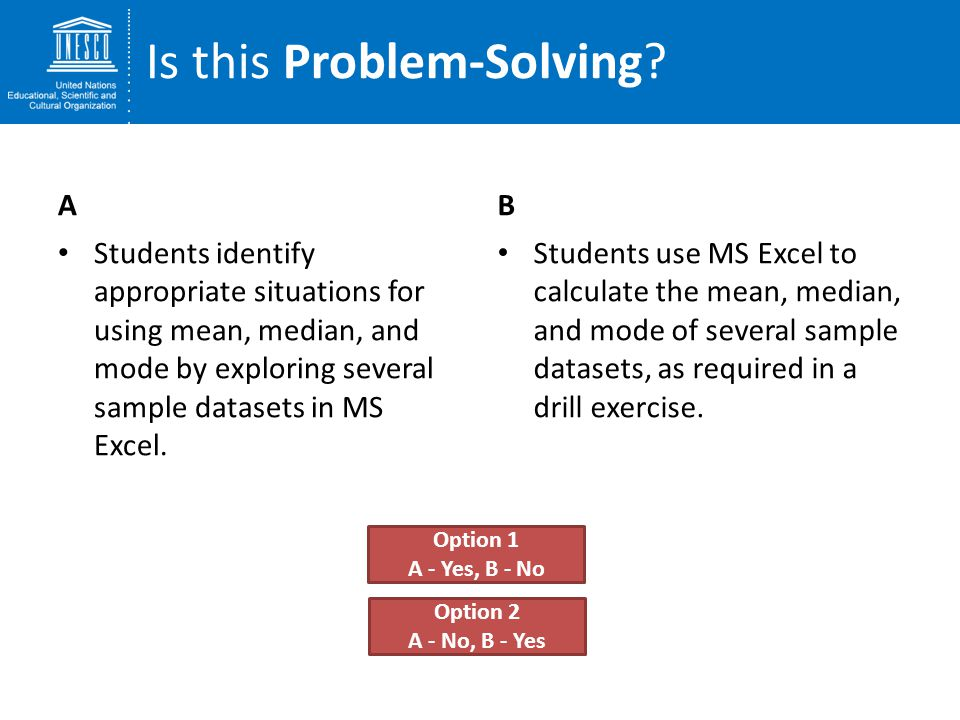Click to edit Master title style Sample Case 2 Munting Munggo 1.Not observed 2.Main requirement is problem solving 3.#2 AND students are working on a real- world problem 4.#3 AND requires innovation