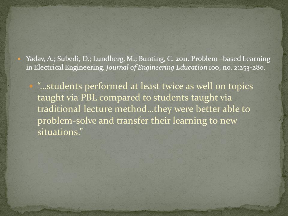 Yadav, A.; Subedi, D.; Lundberg, M.; Bunting, C. 2011.