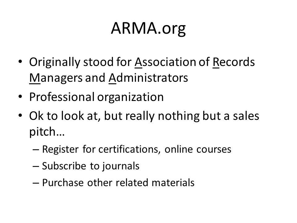 Would you like a career in Records Management.LOTS of options Successful candidate qualities.