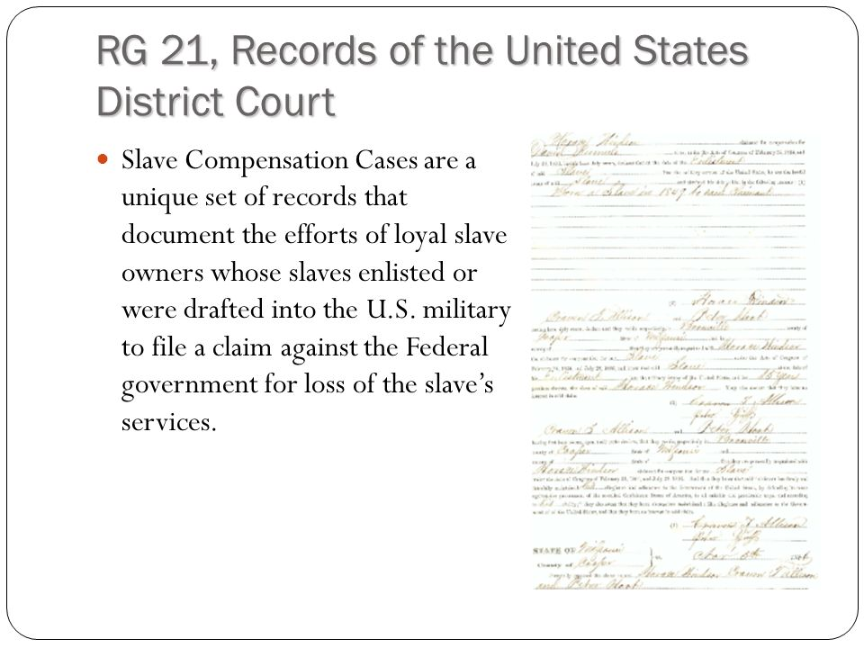 RG 110, Records of the Provost Marshal General's Bureau These records document the effort to fill the ranks of the Union army through the draft.