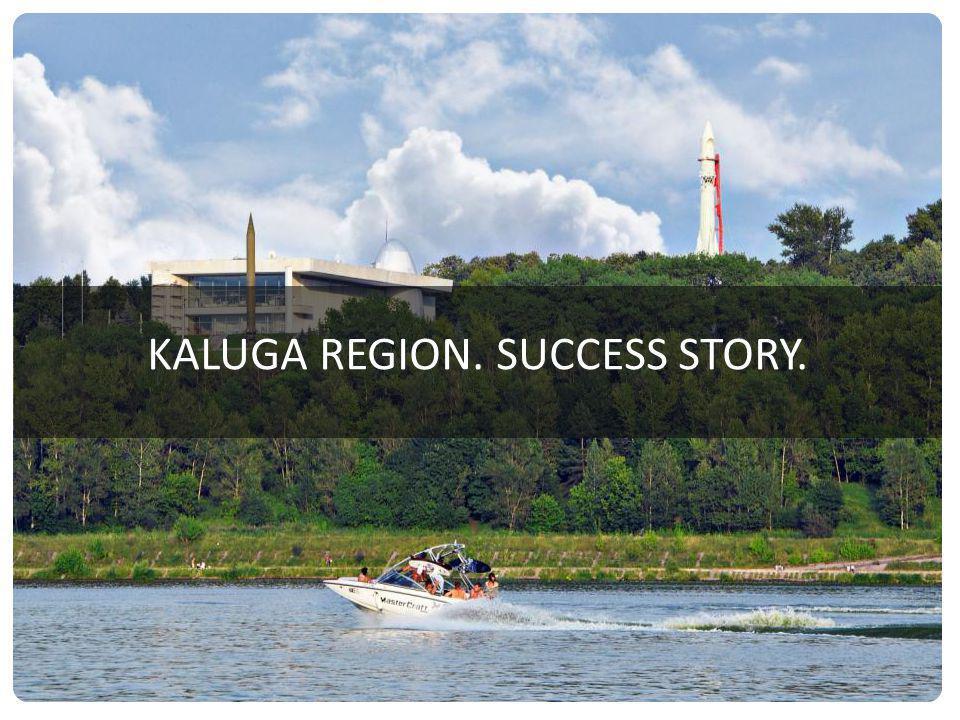 KALUGA REGION. SUCCESS STORY.