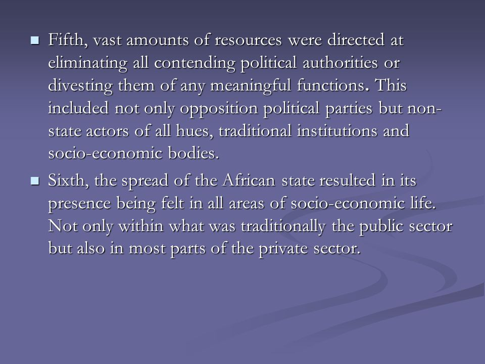 An increasingly related subject is that of the cross-order economy and the 'ghost trade', that is, unrecorded unofficial trade which is so prominent across African borders.