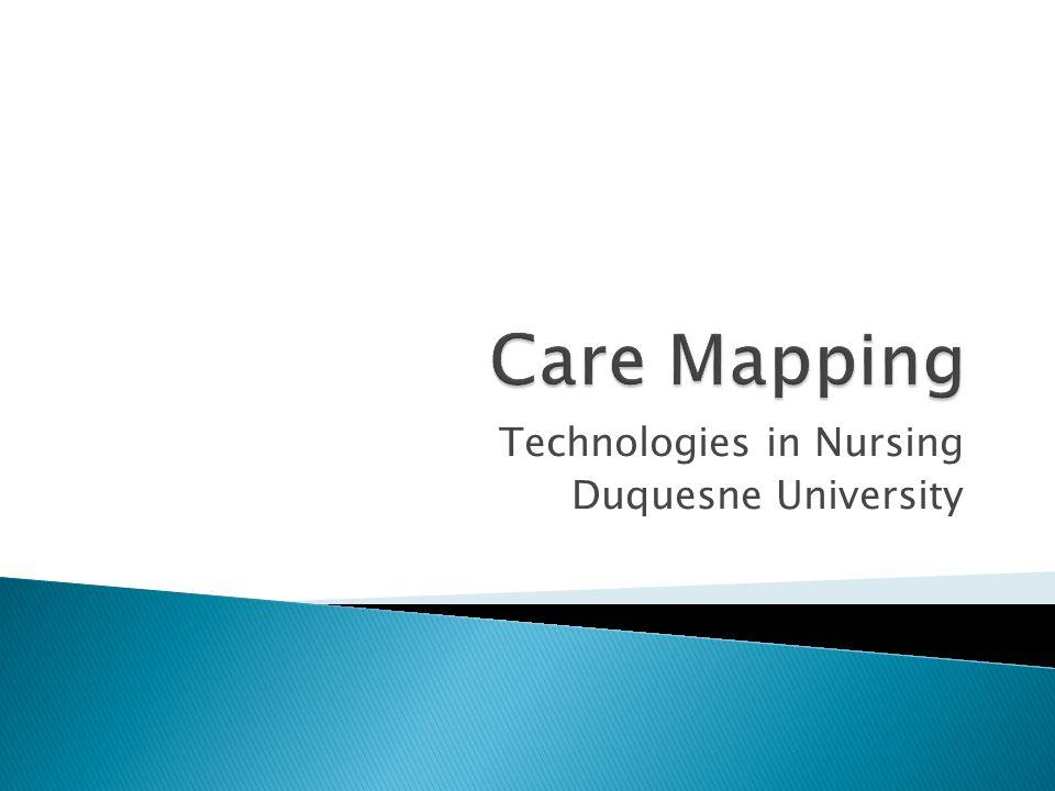 Technologies in Nursing Duquesne University