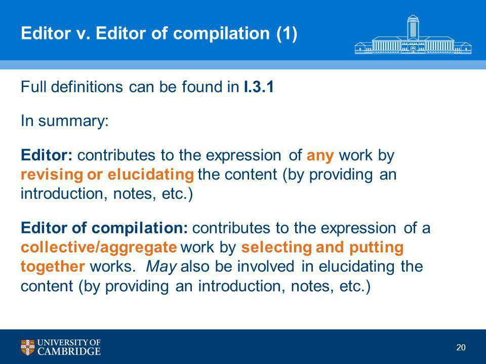 20 Editor v.