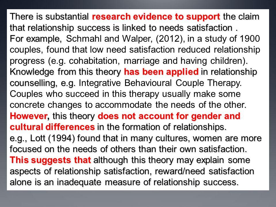 Does inequity predict divorce.