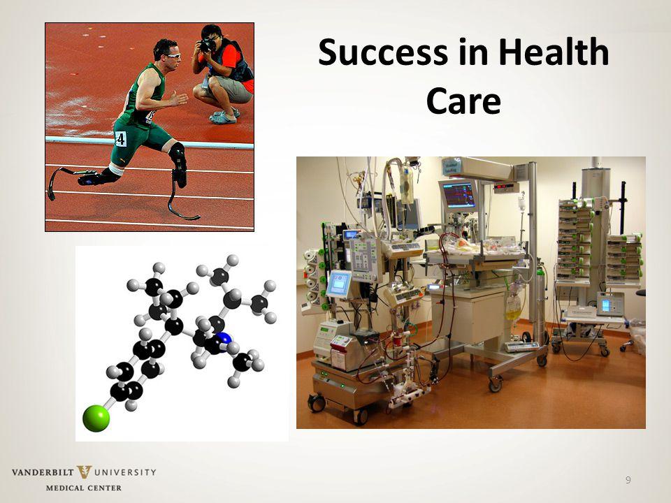 9 Success in Health Care