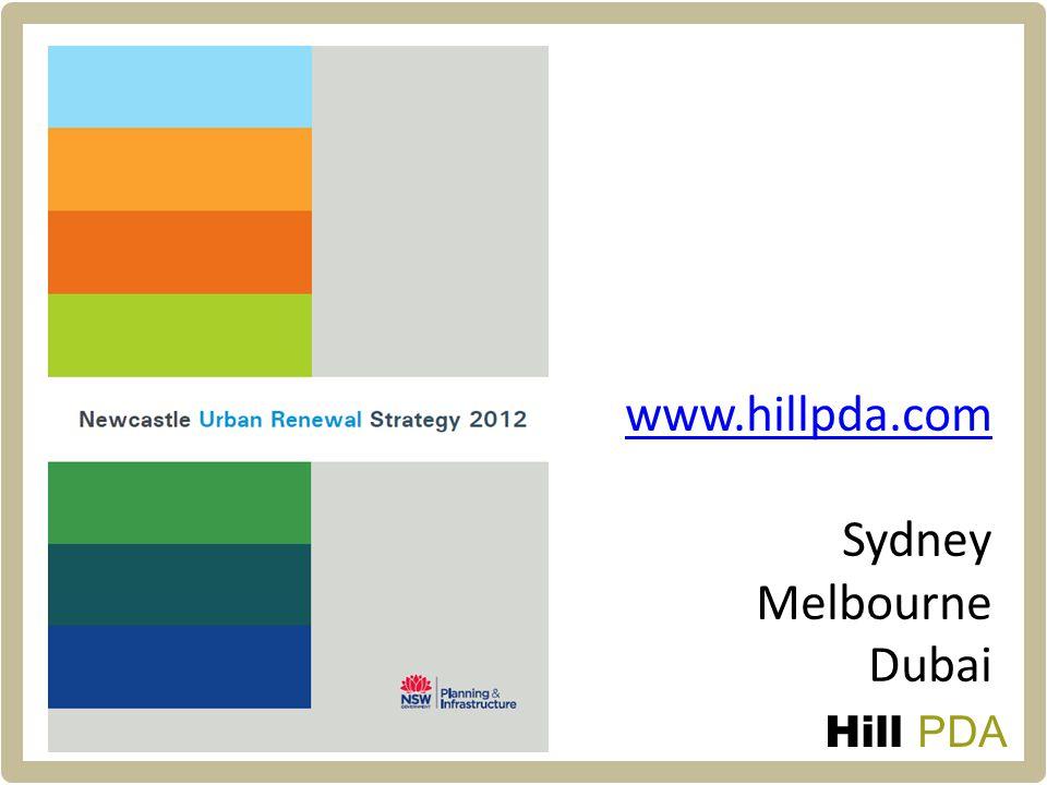 Hill PDA www.hillpda.com Sydney Melbourne Dubai
