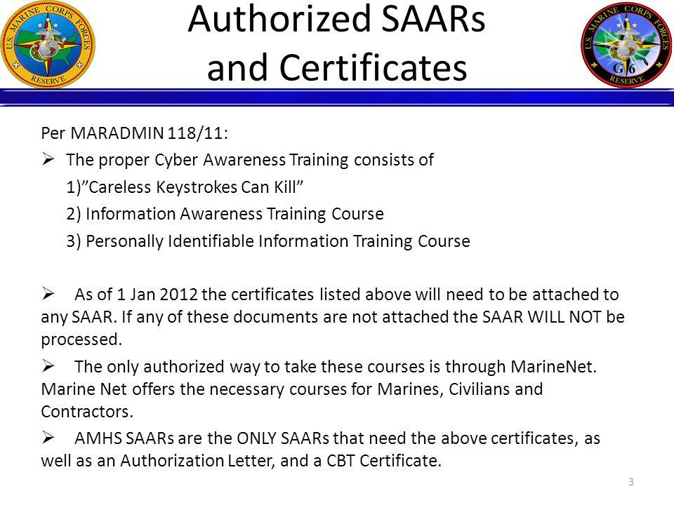 IA Certificate 4