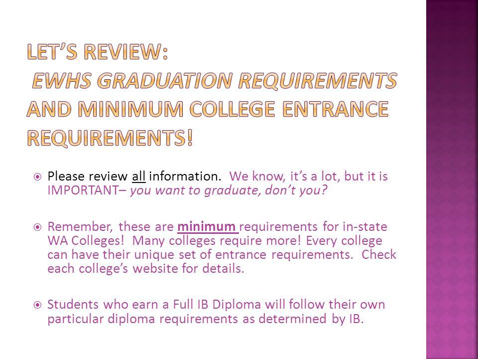 You should now have your Graduation Status Report.