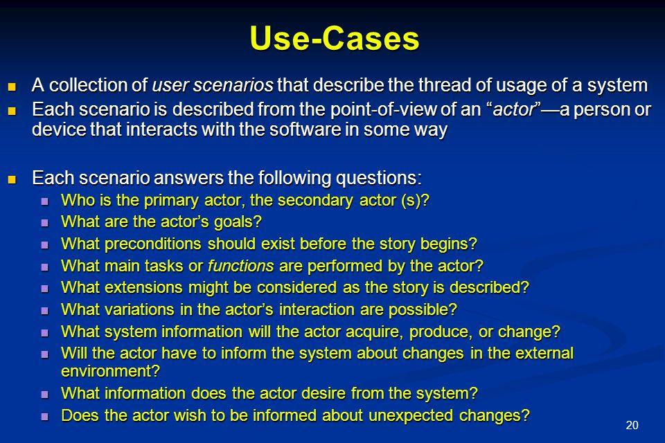 21 Use-Case Diagram
