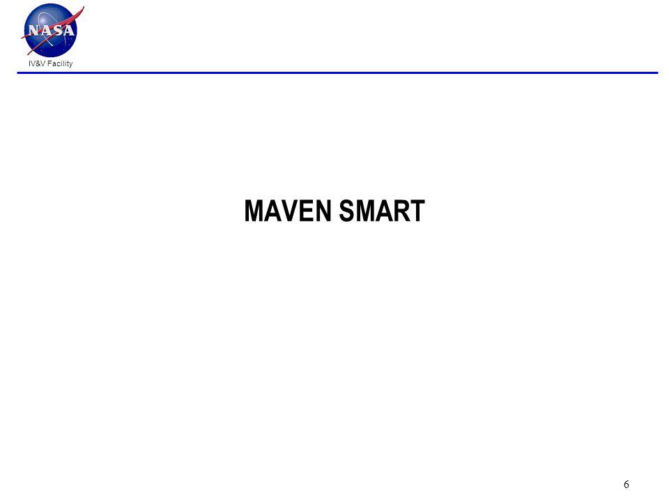 IV&V Facility MAVEN SMART 6