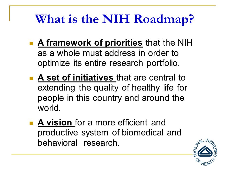NIH Director's Pioneer Award Laurence F.Abbott, Ph.D., Brandeis University, Waltham, MA George Q.