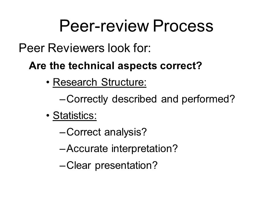 Peer-review Process Did the author follow the Instructions of the journal.