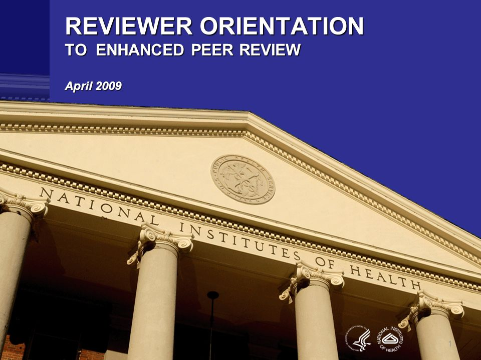 2 Changes to Review Beginning with May/June 2009 Meetings   Enhanced Review Criteria for certain mechanisms   Templates for Structured Critiques   Scoring of Individual Review Criteria – –All applications will receive criterion scores from assigned reviewers   New 1 to 9 Scoring Scale 2