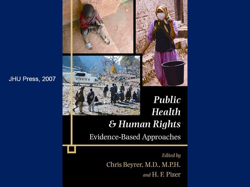 JHU Press, 2007