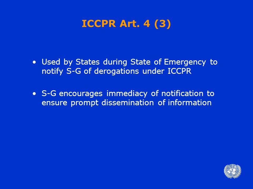 ICCPR Art.