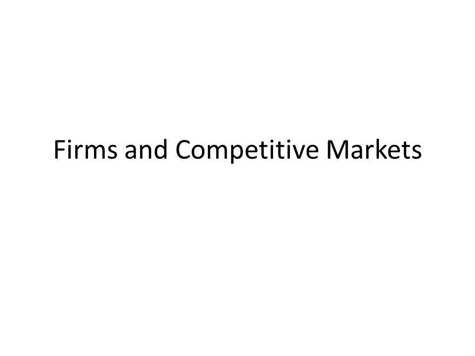 Market Firm DSR Supply LR Supply MC ATC P P Q Q Initial State of Equilibrium P' Q'
