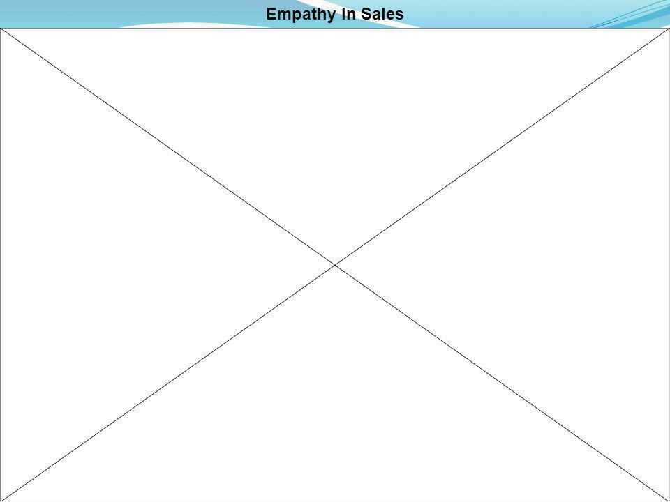 Empathy in Sales